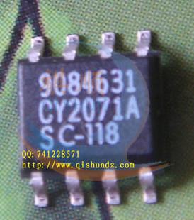 Transistor IC chip IC CY2071ASC-118(China (Mainland))