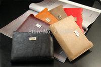 2014 Hot Clutch Checkbook Money Clip Change Coin Bag Women Purse Handbag Wallet