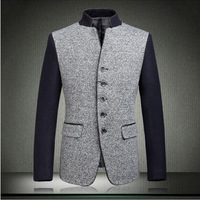 2014 Hitz Korean Slim Men's fashion casual jacket wholesale micro-channel proxy entity