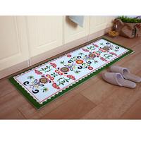 45*120cm memory foam long kitchen carpet soft bedroom bedside mat porch rugs free shipping
