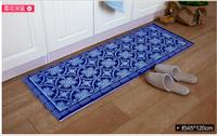 45*120cm memory foam gallery mat hallway carpet dustproof bay window mat fashion room mat free shipping