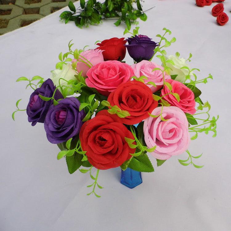 Искусственные цветы для дома 10Pcs/lot  1234 искусственные цветы для дома other 10pcs lot es1802