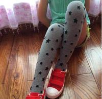 20pairs/lot Sweet girl's knee high dance socks thigh high stockings kid overknee socks leg warmers free shipping