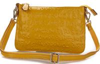 Fashion Women Leather Handbags Genuine Leather Women Clutch women's Wallet New Arrival Messenger bag Women bags M114