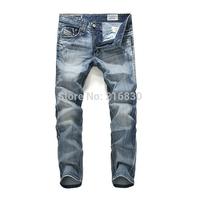 Wholesale mens jeans 2014 men's fashion jeans men big sale autumn clothes new fashion designer famous brand men's denim pants