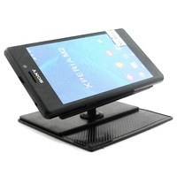 Car Dashboard Smart Stand Holder Rotate 360 degrees for Sony xperia m2 S50H Free shipping