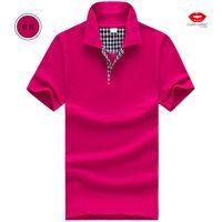 Free shipping / Men's cotton short-sleeved T-shirt Slim / supplier / wholesaler