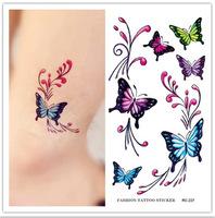 Временная татуировка Sun nails  Tattoo