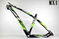 wholesale! MENDIZ MX01 green 27.5 frame quadro carbono mtb 29 carbon bike frame cycling bike carbon wheels seatpost colnago c60