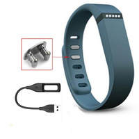 LARGE SLATE BAND WITH CLASP (NO TRACKER) + CHARGER FITBIT FLEX BAND BRACELET