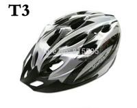 Cycling Bicycle bike Safe Helmet Carbon Hat With Visor 19 Holes silver color f8  LOOK 695 Mendiz