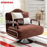 SFB004 Single person  folding sofa bed  Cloth art sofa bed  Small family sofa bed