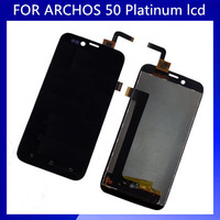 100% tested 5.0'' Original Full LCD Display Screen FOR ARCHOS 50 Platinum +Digitizer And LCD Touch For K-touch S5T Assembly
