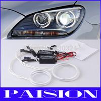 Car CCFL Angel Eyes Halo Ring Kit for HYUNDAI TIBURON 2003 Headlight