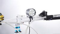 LED Bike light front light 4T6