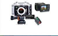 Free shipping: AEE Wi-Fi Wireless SD23 Outdoor Sports Underwater  gps + Free 16GB + waterproof case for diving