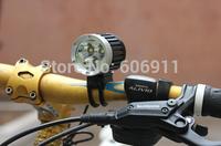 Powerful 3T6 Bike Light 3x CREE XM-L T6 LED Bycicle Light