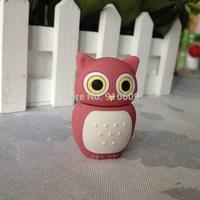 EH014-8GB Fashion Hot Cartoon Cute Pink Owl 4GB 8GB 16GB 32GB 64GB USB Flash 2.0 Memory Drive Stick Free Shipping