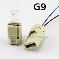 G9 SOCKET Connector Socket LED Halogen Lamp Bulb Holder Base