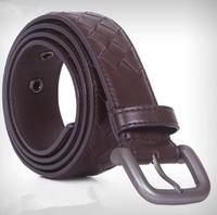 Hot Sale Trend Fashion men belt cowboy jeans belt Genuine Leather belt designer belts men Free Shipping! M123