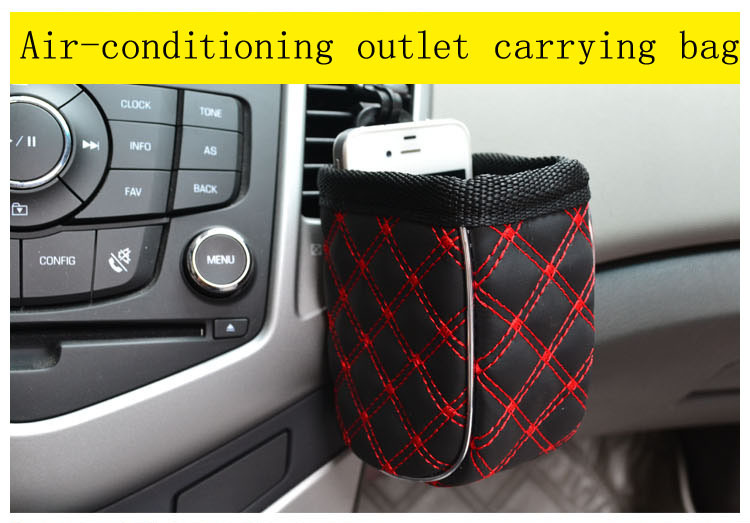 Air-conditioning outlet carrying bag for Chevrolet KIA for TOYOTA Hyundai skoda volkswagen for Peugeot for FORD for MAZDA(China (Mainland))