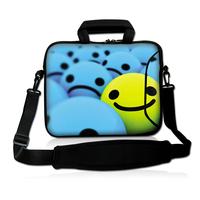"""Faces 15"""" Laptop Carrying Bag Sleeve Case Cover w/Side Pocket+Shoulder Strap For 15.1"""" 15.4"""" 15.6"""" Macbook  Acer HP"""
