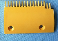 ABS The comb For SI*MA escalator step DSA2000168 DSA2000169 17 Tooths