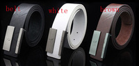AB Belts in 2013 Style Belt Mens Luxury Real Leather Belts For Men Hot Three