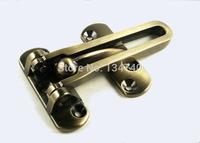 High quality Zinc alloy U shape door guard door hasp AB