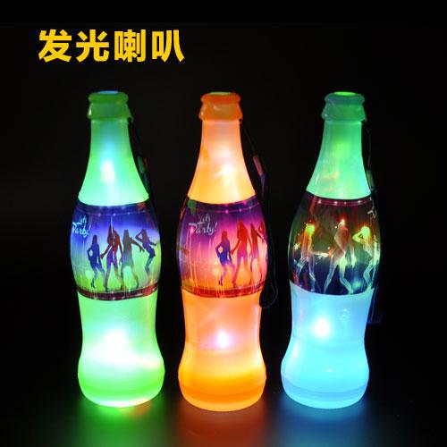 Как сделать светящею бутылку