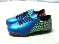New Style Top-quality Children Soccer Shoes, TF Outsole Kids Football Boots PU Football Shoes Size 32-39 Kids Shoes