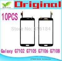 10pcs/lot  hotsale Original  touch screen digitizer for Samsung Galaxy Grand 2 G7102 G7105 G7106 G7108 touch screen black