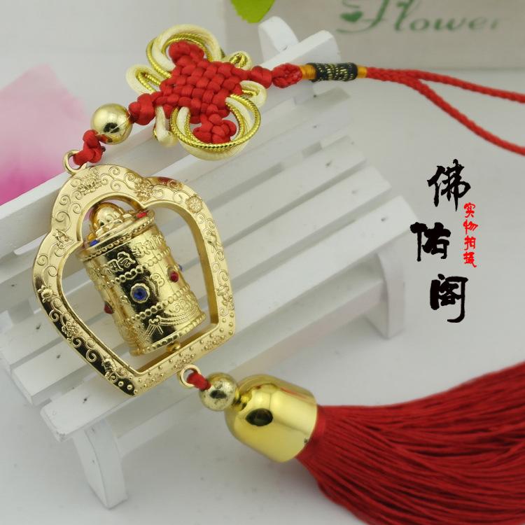 Produtos de auto liga chinesa roda de oração nó transformando ofício tubo de metal(China (Mainland))