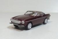 herpa 1:87 Volvo P1800 diecast car model H.O.Scale