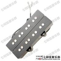 1 Pcs Black Bass Guitar Humbucker Double Coil 4 string Jazz Bass Pickups for JB Style Electric BASS