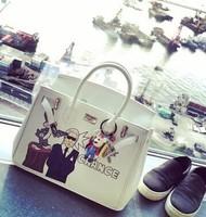 bags handbags women famous brands 2014 women leather handbags women handbag cute cartoon shoulder bags women messenger bags