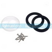 Gopro Hero 3 Waterproof housing Glass Cover Lens+Sealing ring+Knob PGA22