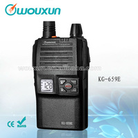 Wouxun KG-659 136-174MHZ Handheld radio for DTMF Encoding and Decoding  IP 55 Waterproff