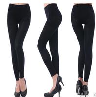 Super Elastic Leggings For Women Arrival Casual Warm Winter Faux Velvet Legging Knitted Thick Slim Leggings AYLS0001