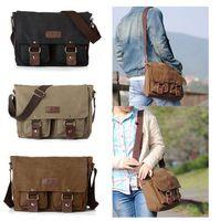 2014 New Fashion Men women Bags, Shoulder bag, Canvas Bag casual Messenger Bags Free Shipping  CB0008