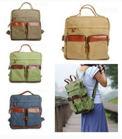 2014 New Fashion Men women Shoulder Bags, Shoulder bag, Canvas Bag casual Messenger Bags Free Shipping  CB0038