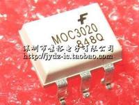 Free shipping ic  smd  chip MOC3020S MOC3020SR2M SOP6