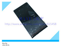 10PCS/LOT LCD Screen with Touch Screen Digitizer with Frame for Huawei Ascend P6 Black color free shipping by DHL