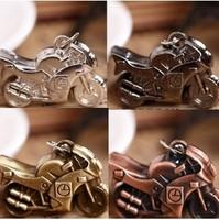 Mini keychain personalized car motorcycle key chain key ring key chain male gift