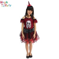 Hot Halloween party dress pirate costumes for girls