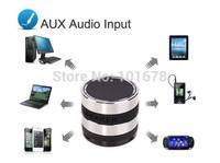 Free Shipping,Mini Speakers Bluetooth Wireless Portable Speaker Stereo FM Radio Hands-free TF Card Slot MP3