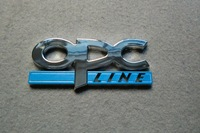 ABS Chrome Plating Auto Emblems