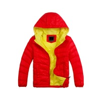 Retail Free Shipping 2014 Kids Jackets & Coats Winter Save color Coats And Jackets Children Outerwear Kids Down & Parkas