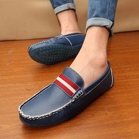 2014 Summer Men's Comfortable Flats,Cool & Fashion Shoes, Soft And Breathable Flats,Size38-43 Drop Shipping,XMP067