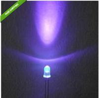 1000 pcs X 5mm UV LED superbright